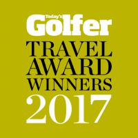 Today's Golfer Travel Award Winner 2017