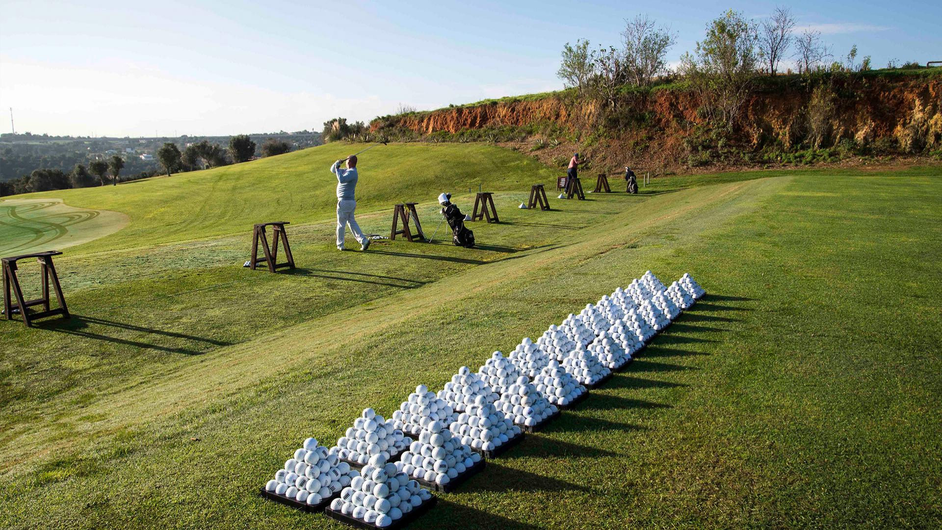 Play golf in the future, in the Algarve!
