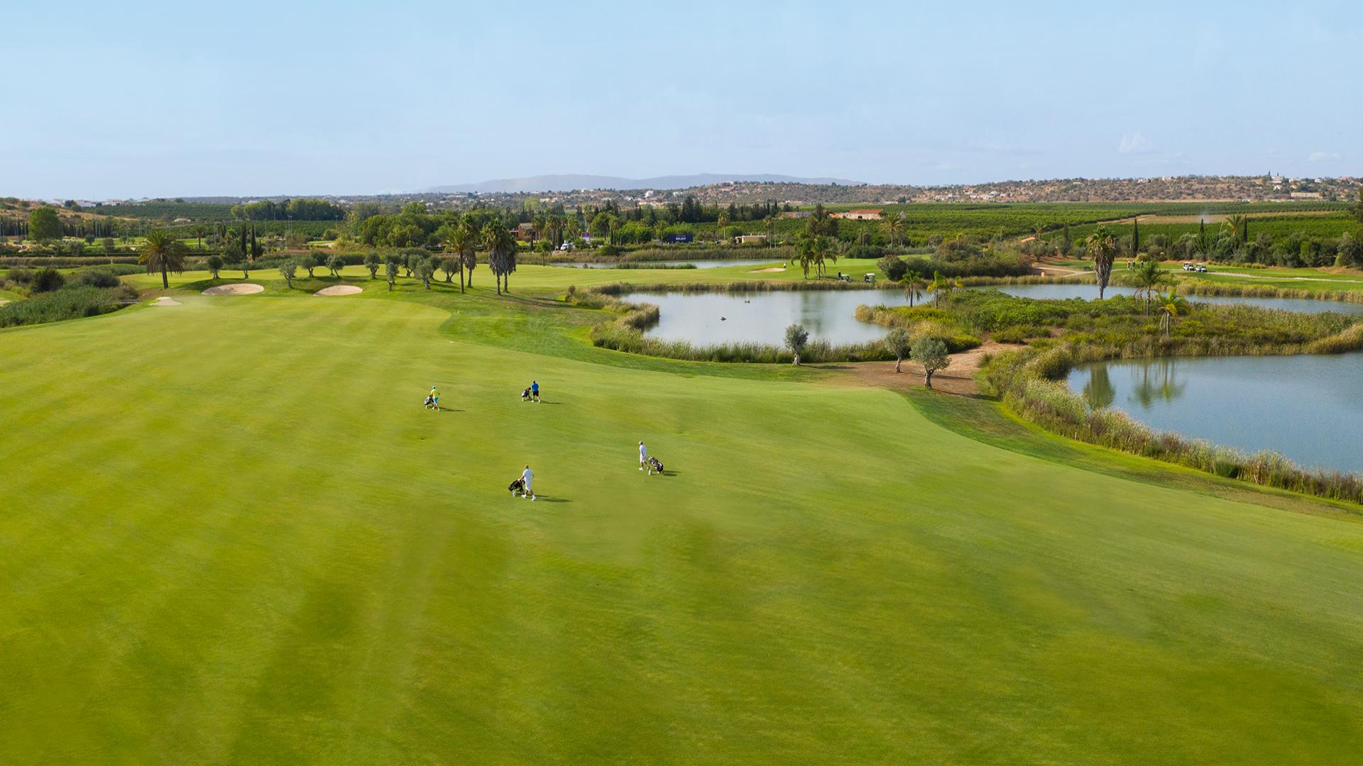 Golfshake.com visits Amendoeira Golf Resort