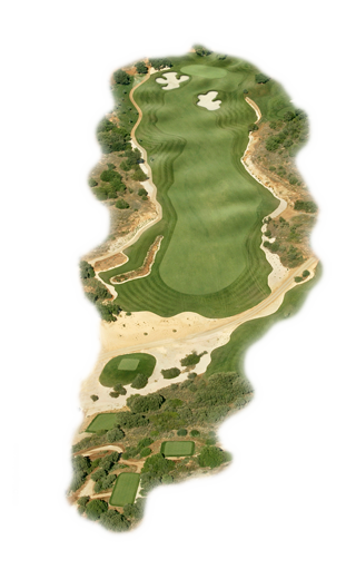 Faldo Course - Hole 1