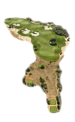Faldo Course - Hole 3