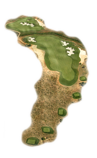 Faldo Course - Hole 4