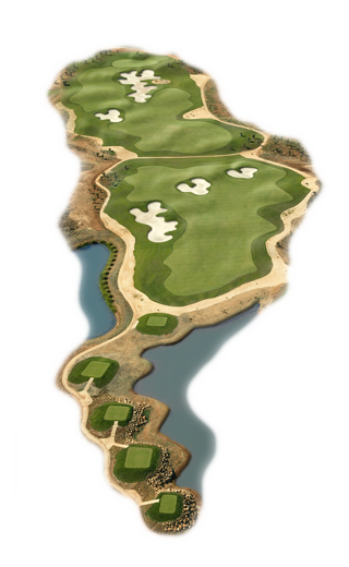 Faldo Course - Hole 6