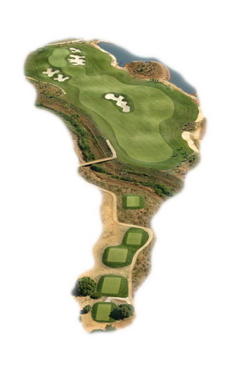 Faldo Course - Hole 8