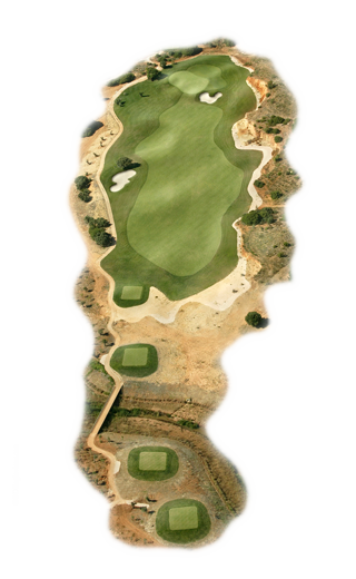 Faldo Course - Hole 9