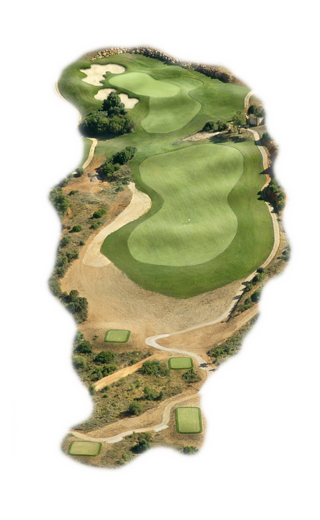 Faldo Course - Hole 14