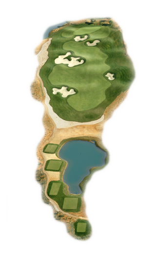 Faldo Course - Hole 17