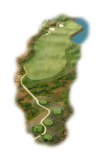 O'Connor Jnr. Course - Hole 7