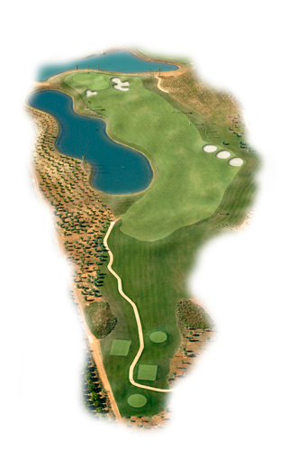 O'Connor Jnr. Course - Hole 9